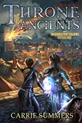 Throne of the Ancients: A LitRPG Adventure (Stonehaven League Book 6) Kindle Edition