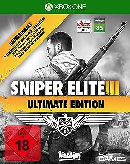 Sniper Elite III Ultimate Edition - Microsoft Xbox One