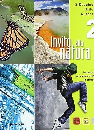 Invito alla natura. Per la Scuola media. Con espansione online: 2
