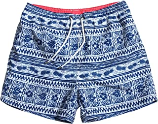 Men's Sports Runnning Swim Board Shorts with Pocket,Mesh Lining