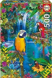 Educa - 15512 - Puzzle - Paradis Tropical - 500 Pièces
