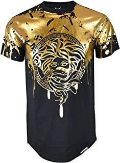 SCREENSHOT Screenshotbrand Mens Hipster Hip-Hop Premiun Tees - Stylish Longline Latest Fashion Print T-Shirts