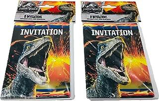 Best jurassic park invitations Reviews