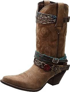 """Durango Womens Crush 12"""" Accessory Western Boot"""