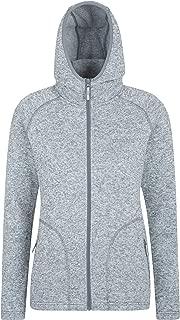 Nevis Womens Fleece Jacket - Full Zip Autumn Coat