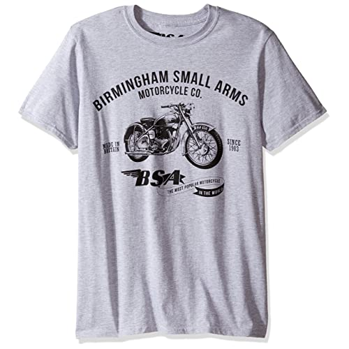 BSA MOTORCYCLES Polo Shirt Ideal Gift for Dad