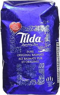 Tilda Legendary Rice, Pure Original Basmati, 2 Pound