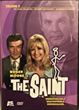 The Saint - Volume 9 (The Gadic Collection, The Best Laid Schemes, Invitation to Danger)
