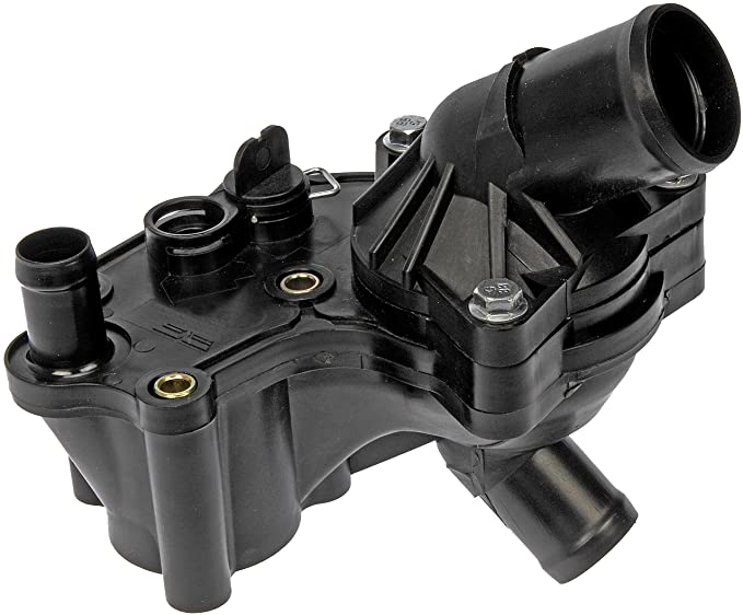 For 2006-2018 Dodge Charger Thermostat Housing Dorman 27138JT 2007 2008 2009