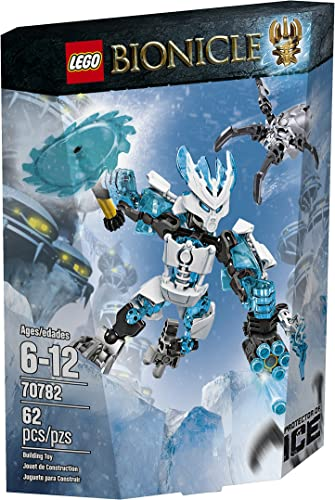 LEGO Bionicle 70782 Prougeector of Ice Building Kit by LEGO