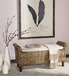 Best wicker bed bench Reviews