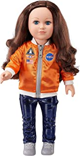 myLife Brand Products My Life As Space Engineer 18-inch, Brunette