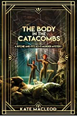 The Body in the Catacombs: A Ritchie and Fitz Sci-Fi Murder Mystery (The Ritchie and Fitz Sci-Fi Murder Mystery Series Book 3) Kindle Edition