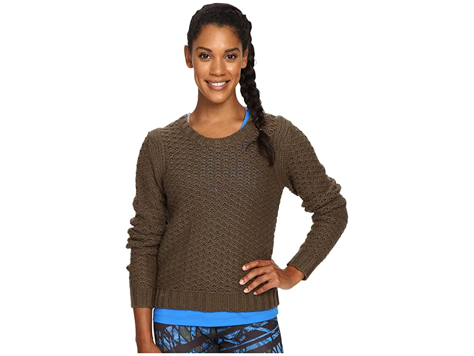 Lole January Sweater (Khaki) Women