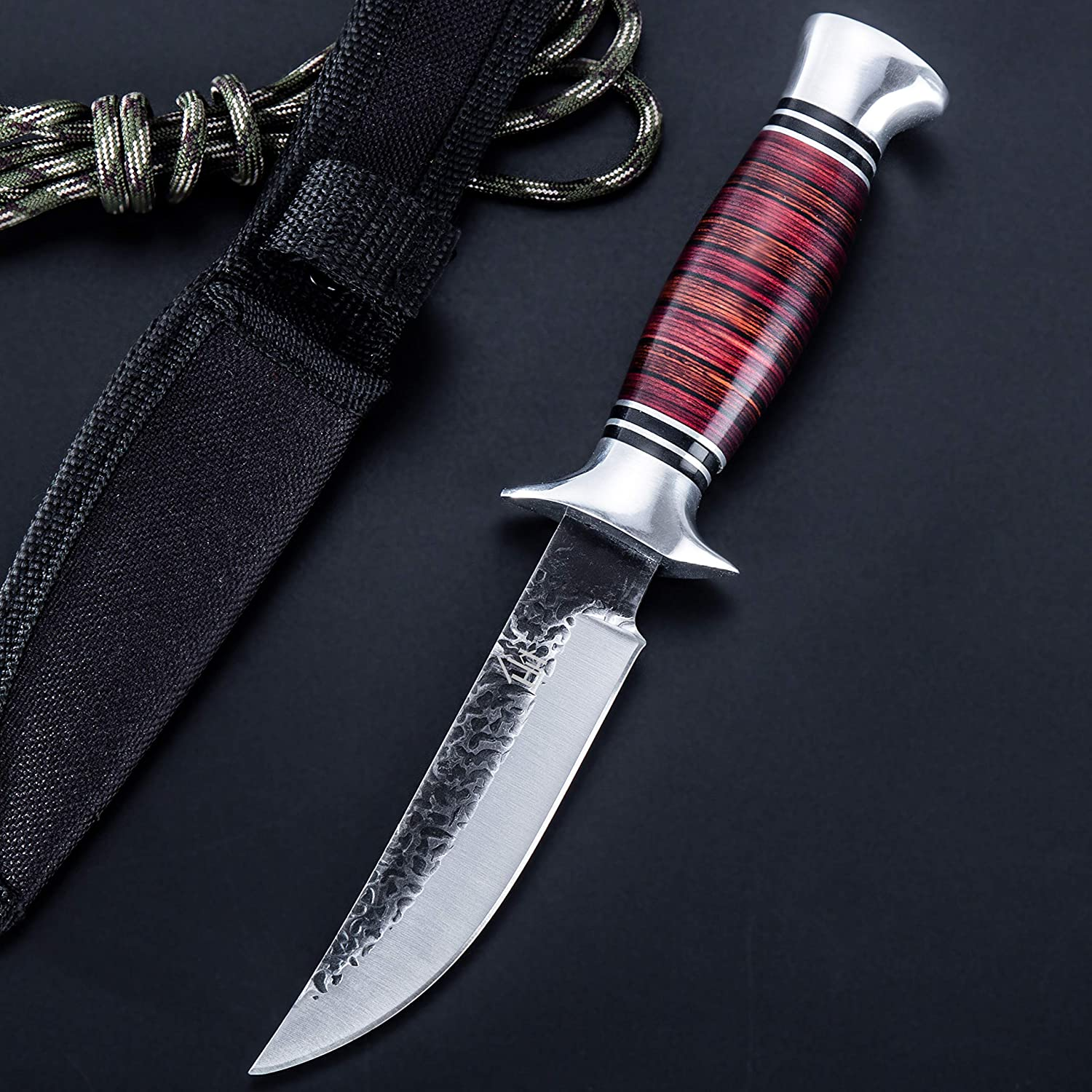 Hobby Hut Large discharge Wholesale sale HH-353 Fixed Blade Knife St Bushcraft Stainless 440C