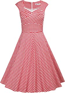 Best red plaid bridesmaid dresses Reviews