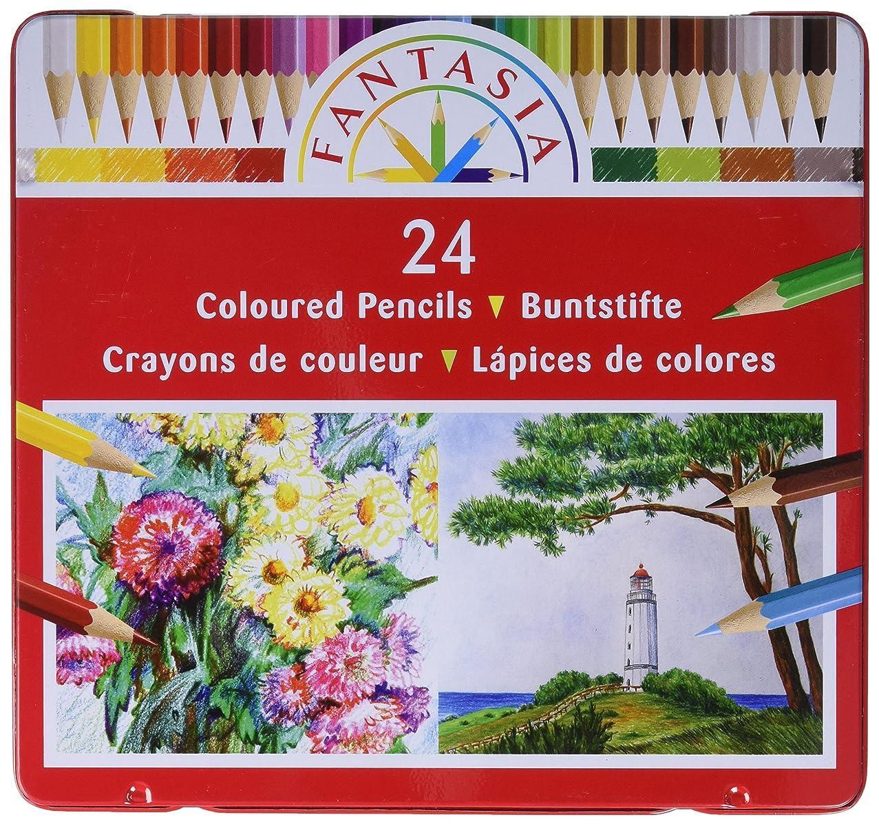 Fantasia Colored Pencil Set 24pc-