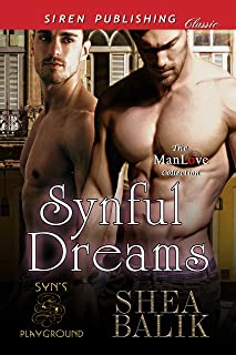 Synful Dreams [Syn's Playground] (Siren Publishing Classic ManLove)