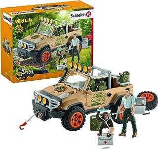 Schleich 4x4 Vehicle with Winch