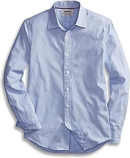 Amazon Brand - Goodthreads Men's Slim-Fit Long-Sleeve End on End Shirt