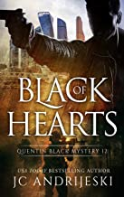 Black Of Hearts: A Quentin Black Paranormal Mystery Romance (Quentin Black Mystery Book 12)
