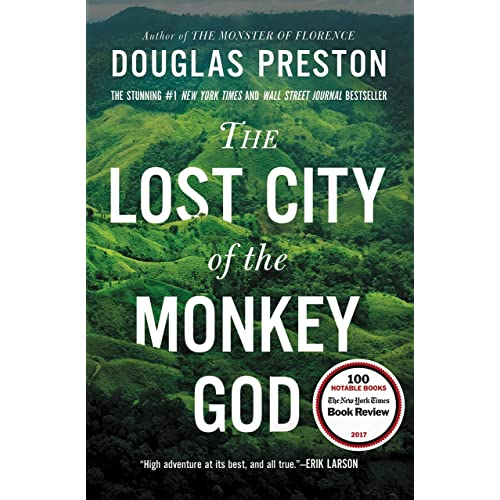 a2b784862177 Amazon.com  The Lost City of the Monkey God  A True Story eBook ...