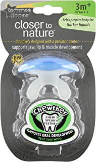 Tommee Tippee Stage 1 Chewther (Colors May Vary) (Discontinued by Manufacturer)