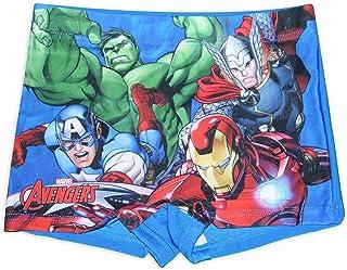 Marvel Vengadores - Bañador corto para niño