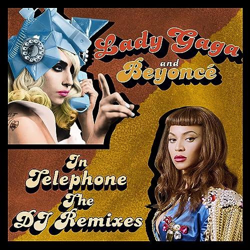 Telephone (DJ Dan Dub Remix) [feat  Beyoncé] by Lady Gaga on