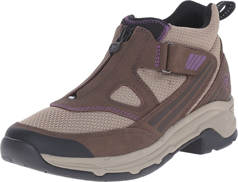 Ariat Womens Maxtrak Ul Zip Hiking shoes