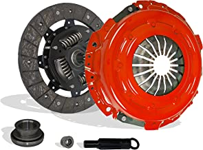 Clutch Kit Works With Ford Mustang Coupe Convertible 2-Door 1994-2004 3.8L 3.9L V6 GAS OHV Naturally Aspirated (Stage 1)