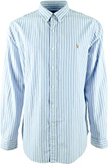 Ralph Lauren Polo Men's Long Sleeve Button-Down Oxford Shirt