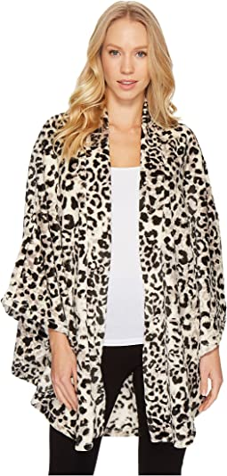 N by Natori - Plush Animal Poncho