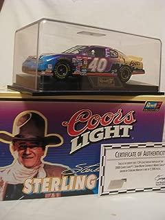 Sterling Marlin #40 Coors Light/John Wayne Monte Carlo. 1/24 Scale Diecast. Original 2000 Release. 1 of 2508.