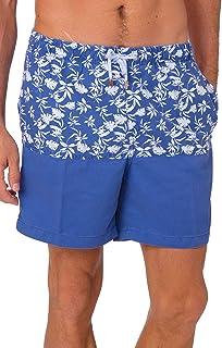 INGEAR Performance Men's Quick Dry SPF50+ Swim Trunks Water Shorts Swimsuit Beach Shorts with Mesh Lining