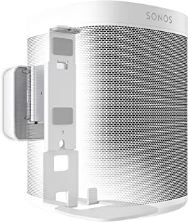 Vogels Sound 4201, Soporte de Pared para Sonos One & Play:1, Blanco