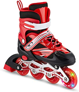 light up wheel skates