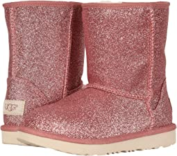 Shoes · UGG Kids. New. Classic Short II Glitter (Little Kid/Big Kid)