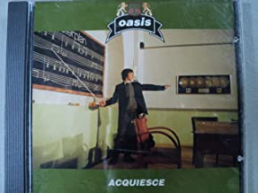 Oasis (Acquiesce 4:27 Single Only) Released From the Masterplan (Owen Morris and Noel Gallagher)