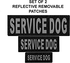 Set of 2 Service Dog Reflective
