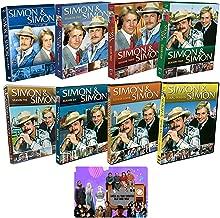 Simon & Simon: Complete Series Seasons 1-8 DVD Collection with Bonus