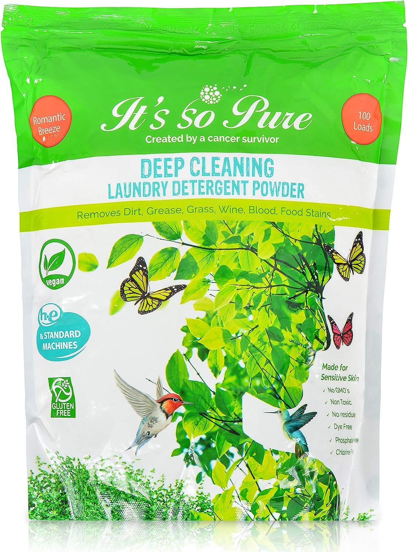 It's Max 54% OFF Milwaukee Mall So Pure Eco Friendly – Detergent Skin Fri Washing