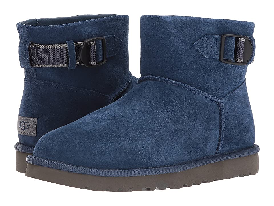 UGG Classic Mini Strap (New Navy) Men