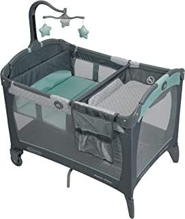 Graco Pack and Play Change 'n Carry Playard   Includes Portable Changing Pad, Manor
