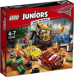 LEGO 10744 Juniorzy Thunder Hollow Crazy 8 Race