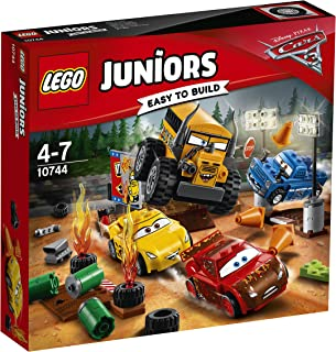 LEGO Juniors - Thunder Hollow Crazy 8 Race