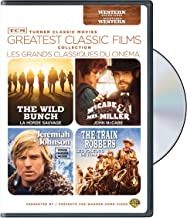 TCM Greatest Classic Films - Western Adventures: The Wild Bunch / McCabe & Mrs. Miller / Jeremiah Johnson / The Train Robbers