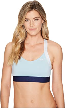 Nike Pro Indy Logo Back Sports Bra