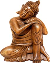 Best hand carved wooden buddhas Reviews