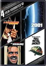 4 Film Favorites: Stanley Kubrick Films 4FF